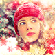 Christmas Photoshop Template Mock-Ups - GraphicRiver Item for Sale