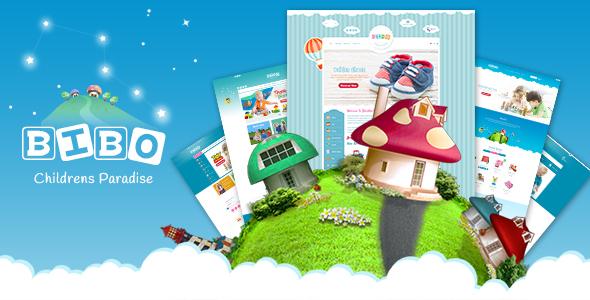 BiboMart -  Baby & Kids Store Prestashop 1.7 Theme 1