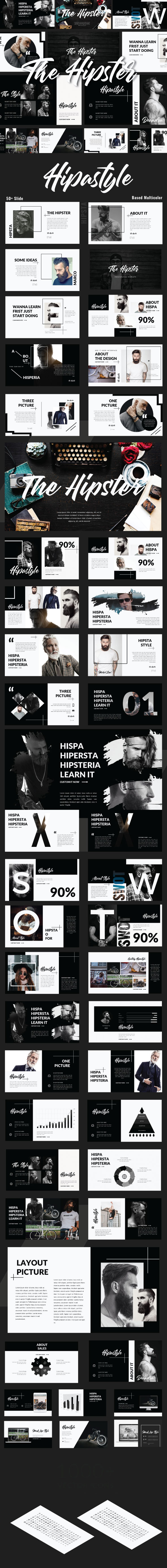 The Hipster Presentation