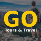 Go - Tours & Travel Mobile Template - ThemeForest Item for Sale