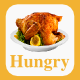 Hungry - Food and Restaurant Mobile Template - ThemeForest Item for Sale