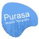 Purasa – Responsive Mobile Template - ThemeForest Item for Sale
