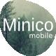 Minico – Responsive Multipurpose Mobile Template - ThemeForest Item for Sale