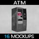 ATM MockUp - GraphicRiver Item for Sale