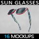 Sun Glasses Mockup - GraphicRiver Item for Sale