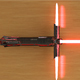 Kylo Ren Lightsaber - 3DOcean Item for Sale
