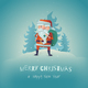Stylized Santa Claus - GraphicRiver Item for Sale