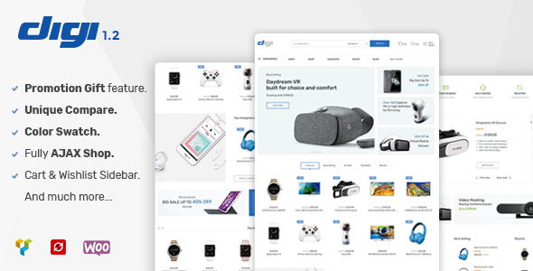 Review: Digi - Electronics Store WooCommerce Theme free download Review: Digi - Electronics Store WooCommerce Theme nulled Review: Digi - Electronics Store WooCommerce Theme