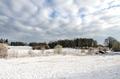 Winter European Farmland - PhotoDune Item for Sale