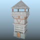 Medieval Tower - 3DOcean Item for Sale