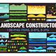 Landscape Constructor Set I - GraphicRiver Item for Sale
