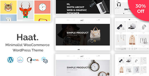 Review: Haat - Minimalist WooCommerce WordPress Theme free download Review: Haat - Minimalist WooCommerce WordPress Theme nulled Review: Haat - Minimalist WooCommerce WordPress Theme