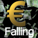 Euro Banknotes Falling - VideoHive Item for Sale