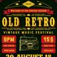 Retro Flyer/Poster Vol.3 - GraphicRiver Item for Sale
