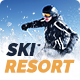 Snow Mountain | Ski Resort & Snowboard School WordPress Theme - ThemeForest Item for Sale