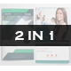 2 in 1 Proposal - GraphicRiver Item for Sale