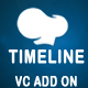 Visual Composer Timeline Add on - CodeCanyon Item for Sale