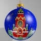 Christmas toy Kremlin - 3DOcean Item for Sale