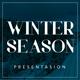 Winter Season Presentation - GraphicRiver Item for Sale