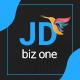 JD BizOne - Creative Multipurpose One Page Joomla Template - ThemeForest Item for Sale