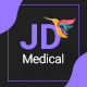JD Medical - Responsive Healthcare Joomla Template - ThemeForest Item for Sale