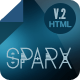 Sparx - Responsive Coming Soon Html5 Template - ThemeForest Item for Sale