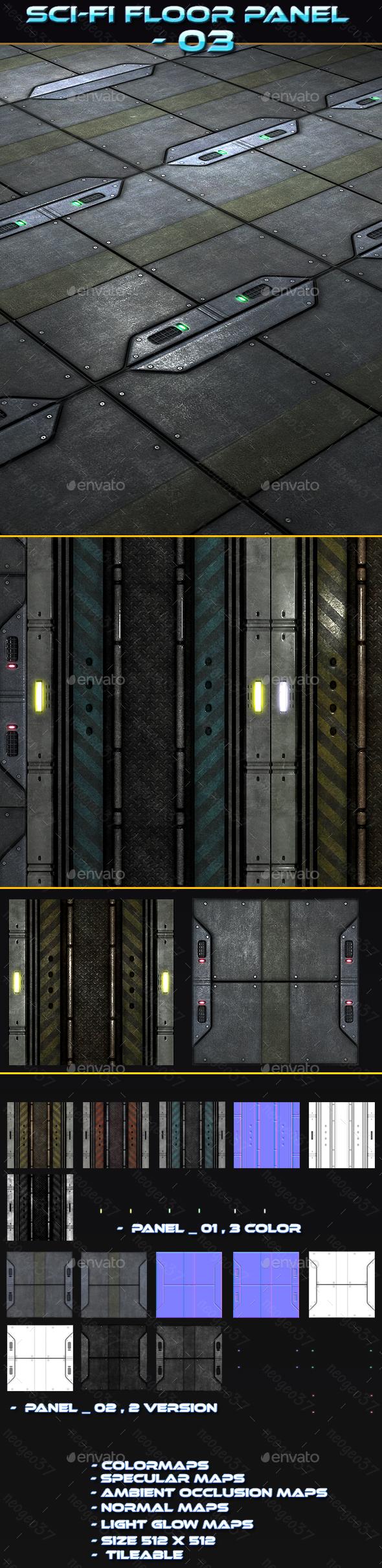 Render CG Textures from 3DOcean