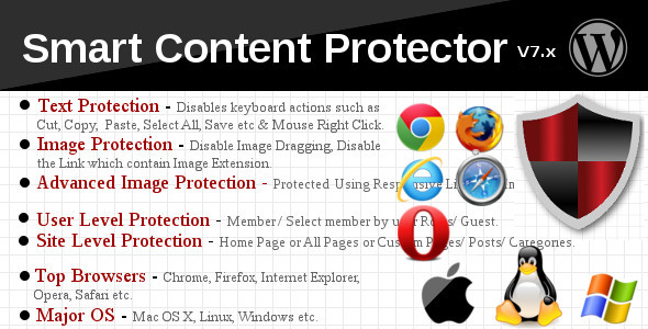 Codecanyon | Smart Content Protector - Pro WP Copy Protection Free Download #1 free download Codecanyon | Smart Content Protector - Pro WP Copy Protection Free Download #1 nulled Codecanyon | Smart Content Protector - Pro WP Copy Protection Free Download #1