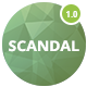 SCANDAL - Personal Blog, Magazine & News Template - ThemeForest Item for Sale