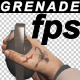 First Person Grenade  - VideoHive Item for Sale