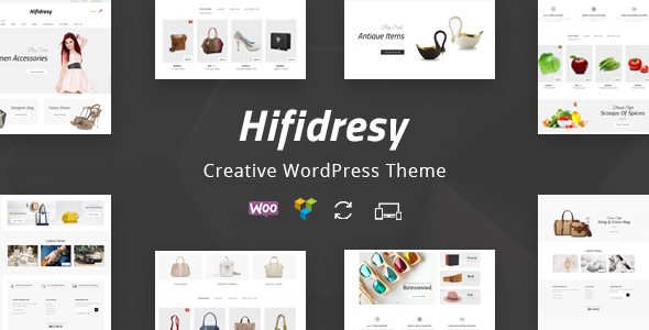 Hifidresy – Multipurpose WooCommerce Theme Free Download