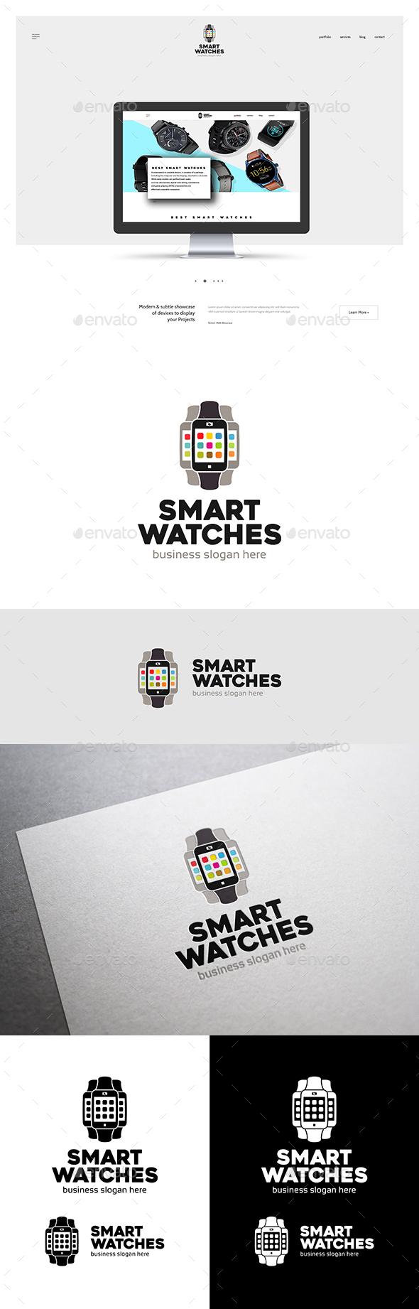 Smart Watches Logo