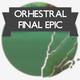 Orchestral Final Epic Logo