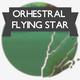 Orchestral Flying Star Logo