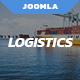 Logistics - Transportation Joomla Template - ThemeForest Item for Sale