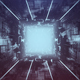 Abstract Tech Tunnel - VideoHive Item for Sale