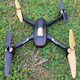 Quadcopter Drone Hovers and Flies Away