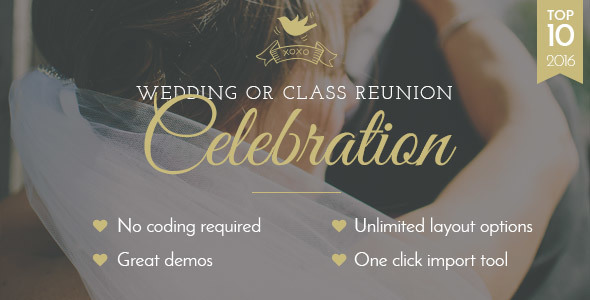 Celebration - Wedding & Class Reunion