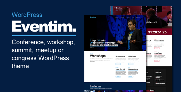 Eventim - Conference Theme