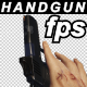 First Person Handgun Volume 1 - VideoHive Item for Sale