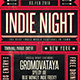 Indie Flyer / Poster 22 - GraphicRiver Item for Sale
