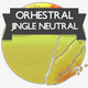 Christmas Orchestral Jingle Neutral Pack
