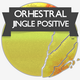 Christmas Orchestral Jingle Positive Pack