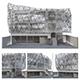 Futuristic building  4 - 3DOcean Item for Sale