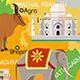 India Travel Set - GraphicRiver Item for Sale