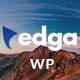 Edga - One Page Creative WordPress Theme - ThemeForest Item for Sale