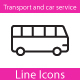 Transport and Car Service - GraphicRiver Item for Sale