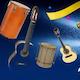 Original Cavaquinho Brazilian Samba Groove
