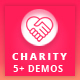 Charity Nonprofit Multipage Joomla Template - ThemeForest Item for Sale