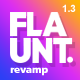 Flaunt - Muse Portfolio Template - ThemeForest Item for Sale